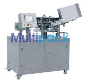 Aluminium Tube Sealing Machine