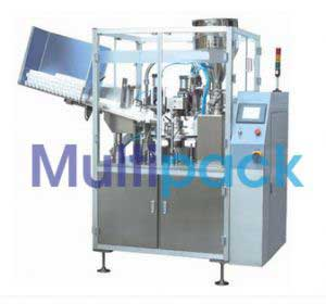 Automatic Single Head Tube Filling Sealing Machine Model No. SBTFS-50A GMP