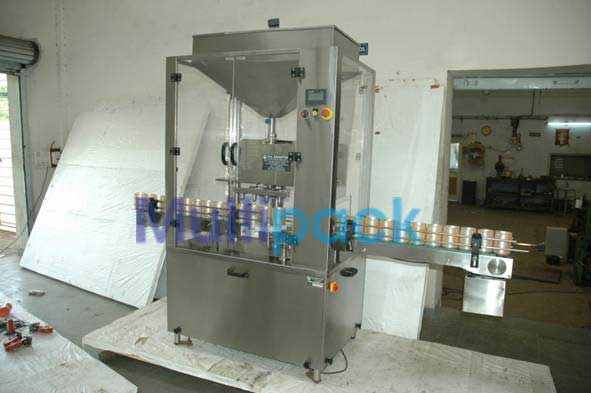 Footwear Adhesive And White Adhesive Filling Machine For Bottle And Jar Machine India