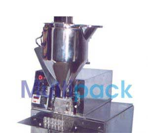 Rotary Semi Automatic Cream, Paste Filling Machine India