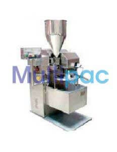 Semi Single Head Tube Filling Sealing Machine Model No. SBTFS-50