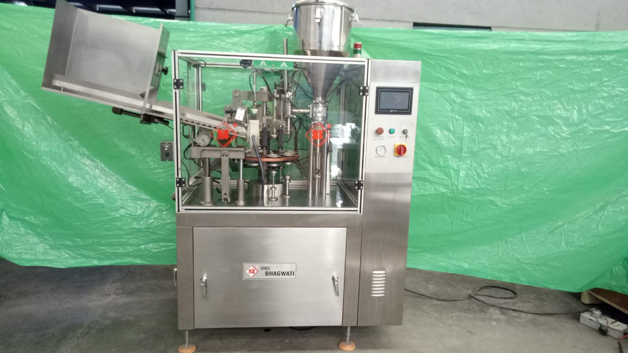 Aluminium Tube Sealing Machine India