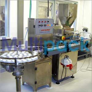 Adhesive Fevicol Filling Machine Machine India