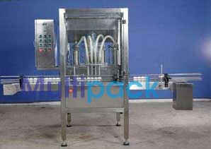 Automatic Liquid Filling Machines India