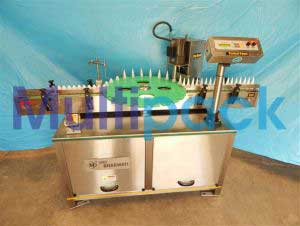 Super Glue Fevikwick Tube Filling Sealing Machine India