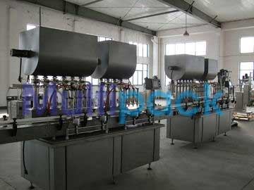 Synthetic Rubber Adhesive (SR) Filling Machine